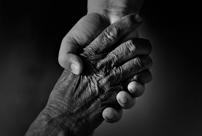 Home page - Helping hands photo